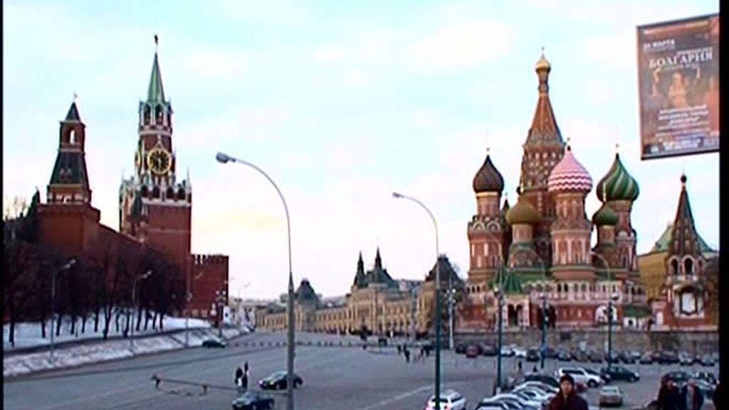 Monumentos de Moscú