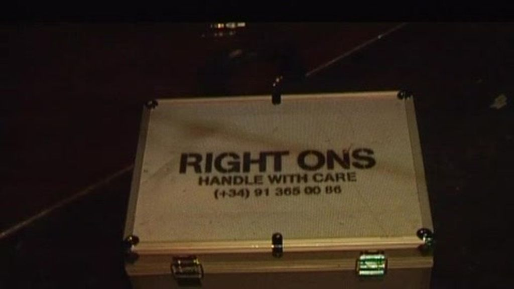 The Right Ons- Thanks