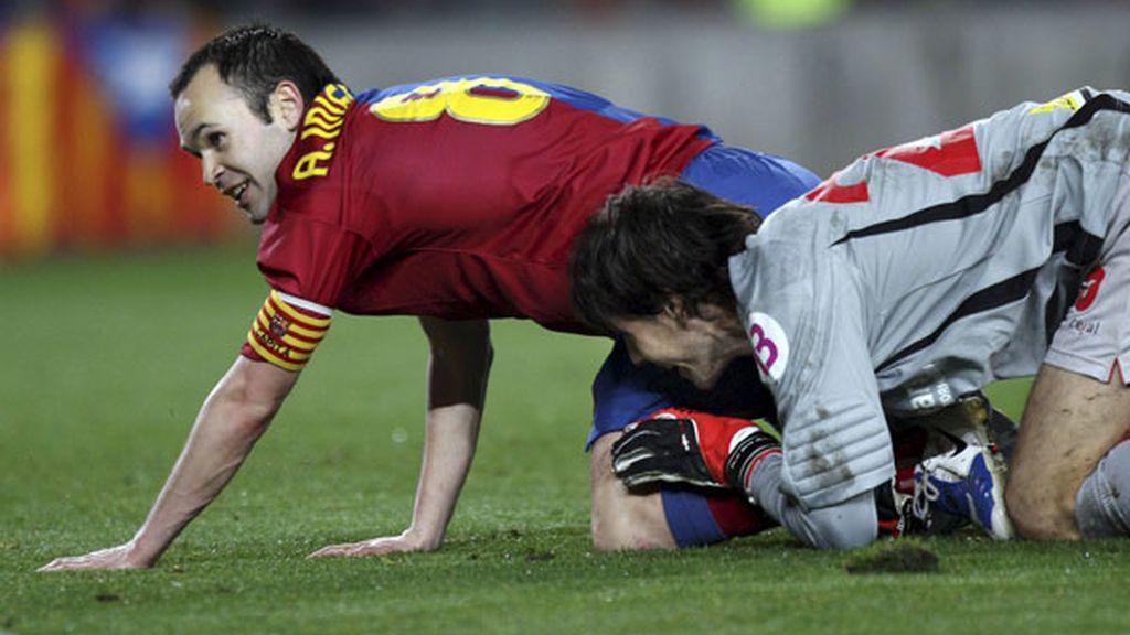 El Barça se acerca a la final (2-0)