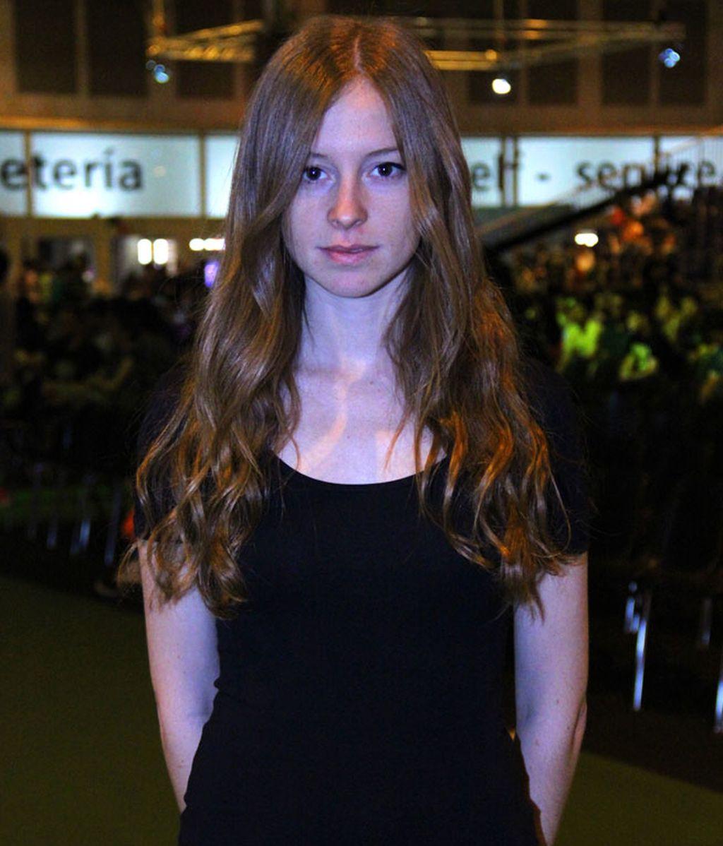 Marta 'Mius' Gil, presentadora y reportera de la LVP