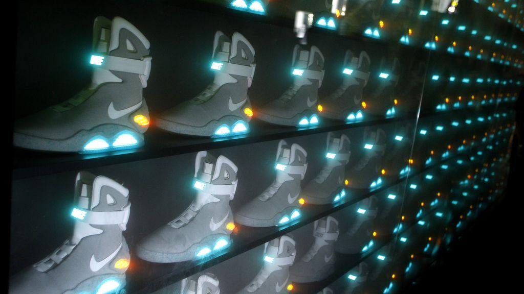 Nike lanzará las míticas Nike Air Mag de Regreso al Futuro