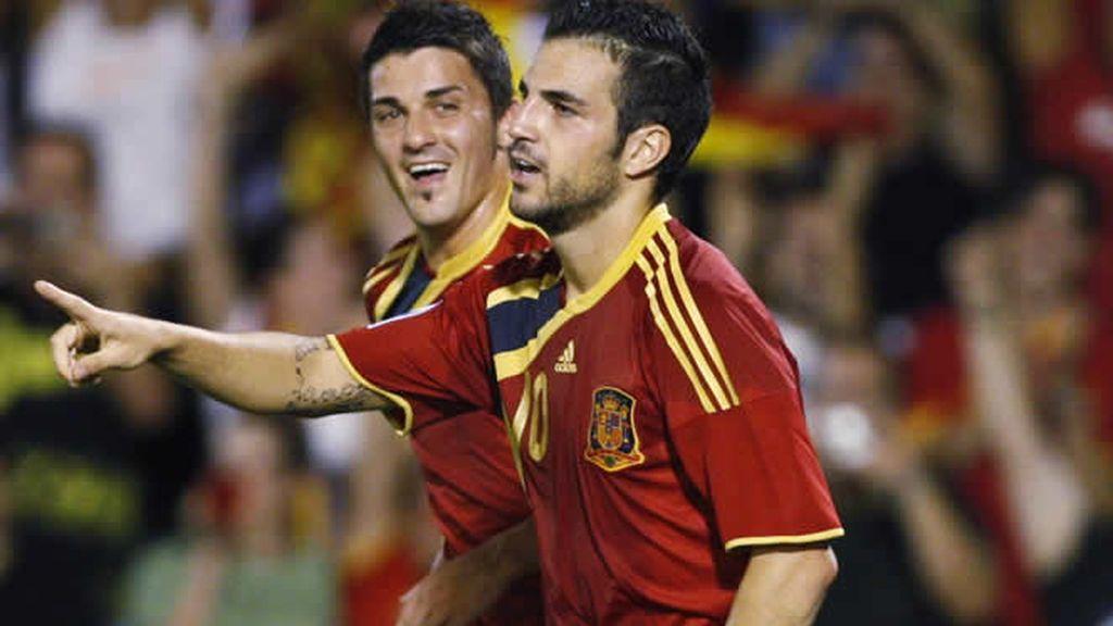 Cesc Fabregas, objetivo madridista