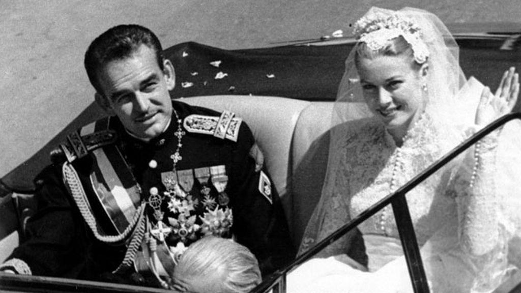 Grace Kelly y Rainiero de Mónaco, una vida de cuento