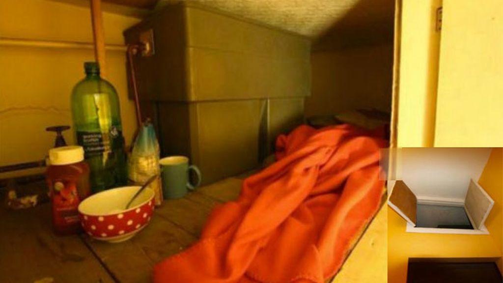 Alquilan un altillo en Londres como una habitación por 192,96 euros al mes