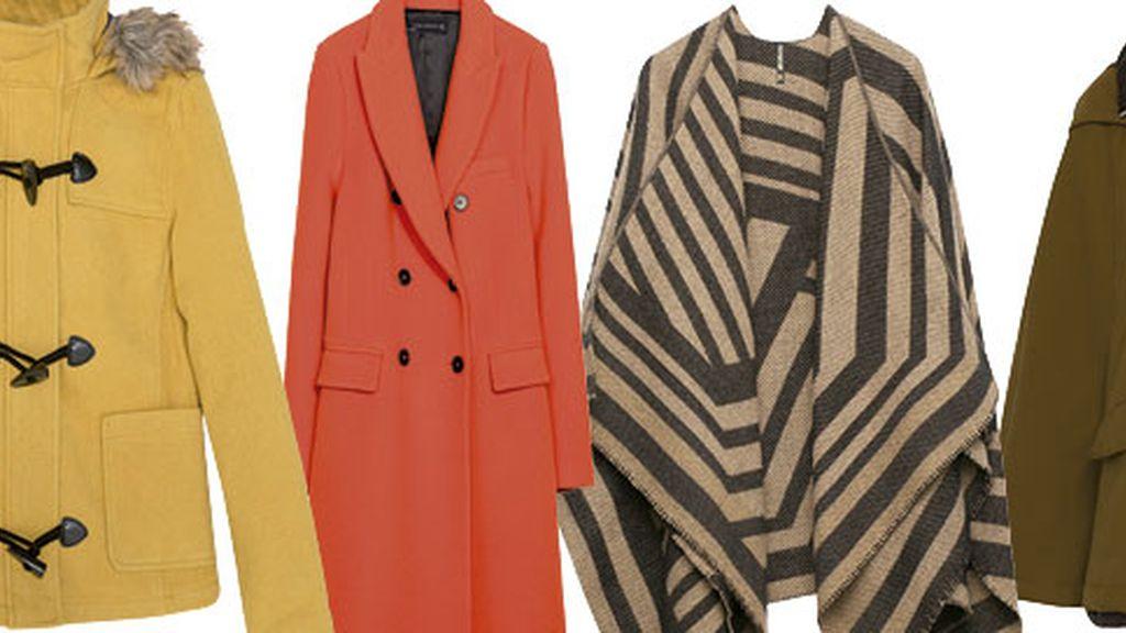 ¿Todavía no tienes el abrigo ideal para este invierno?
