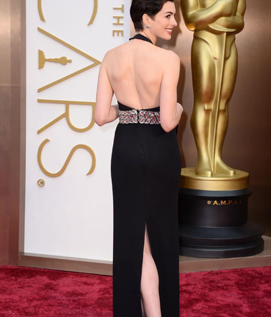 Anne Hathaway de Gucci