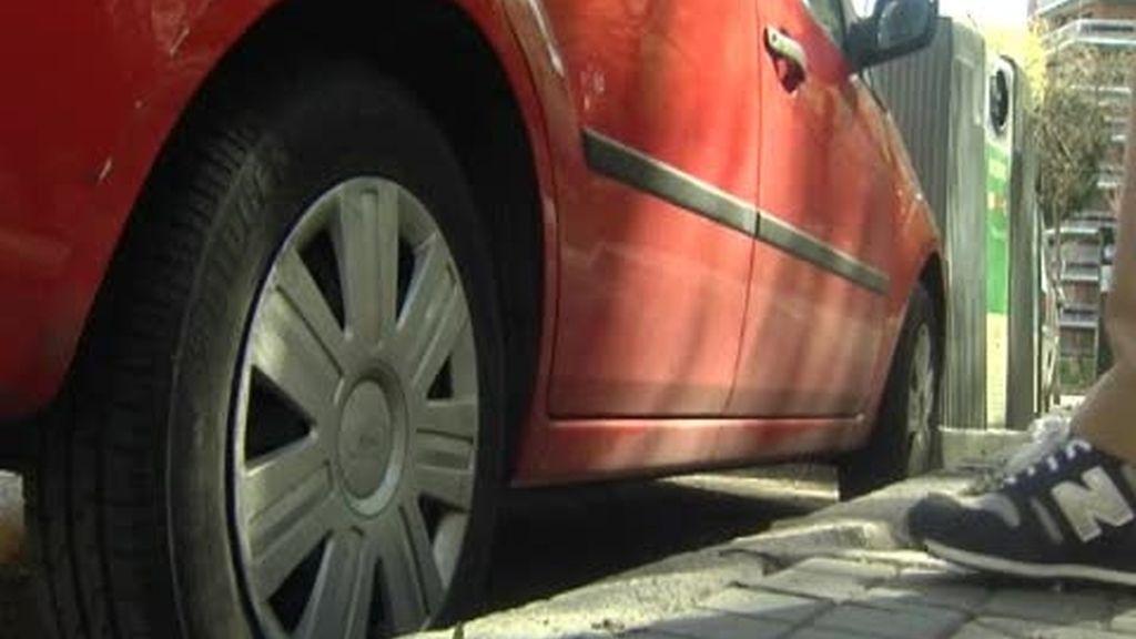 No ganan para ruedas en Chamartín