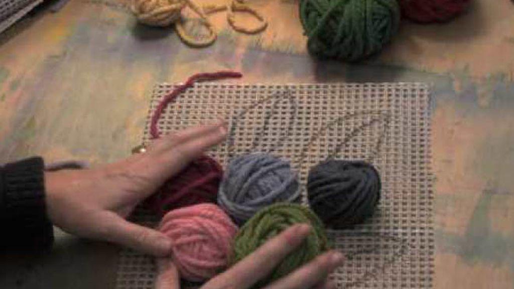 Cuarta entrega de Tricotosas: Tapiz nudo español