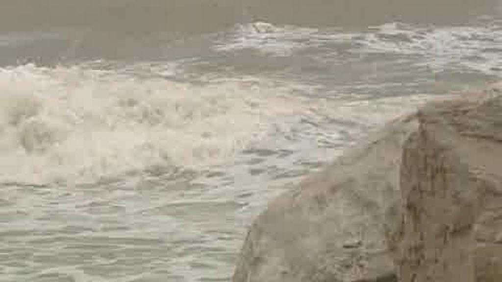 El enfado del mar