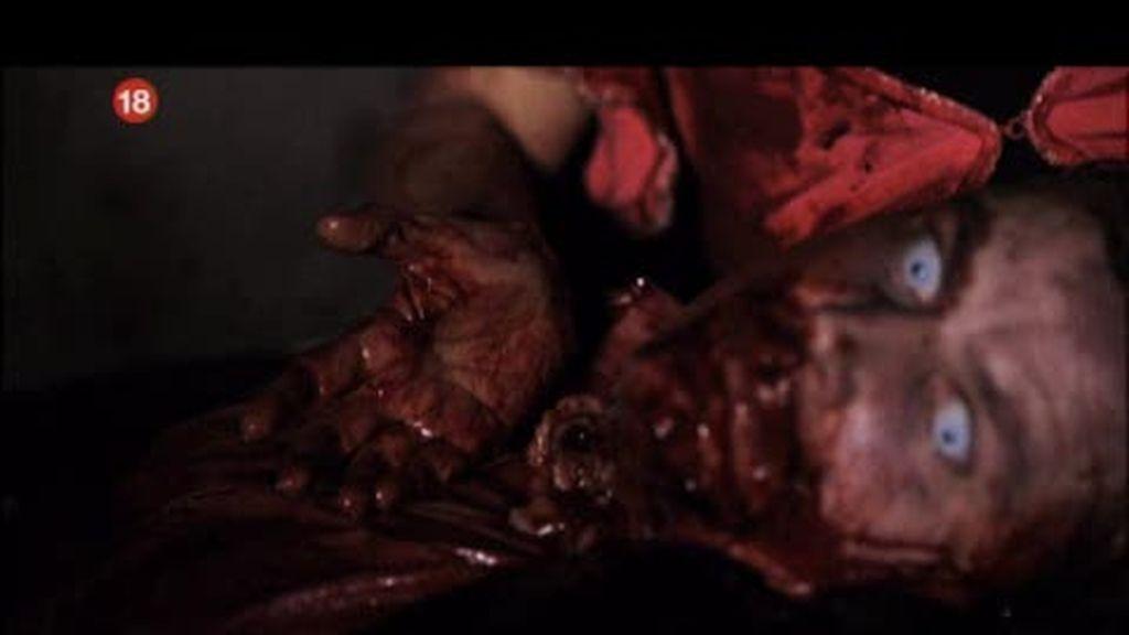 Promo Dead Set: muerte en directo