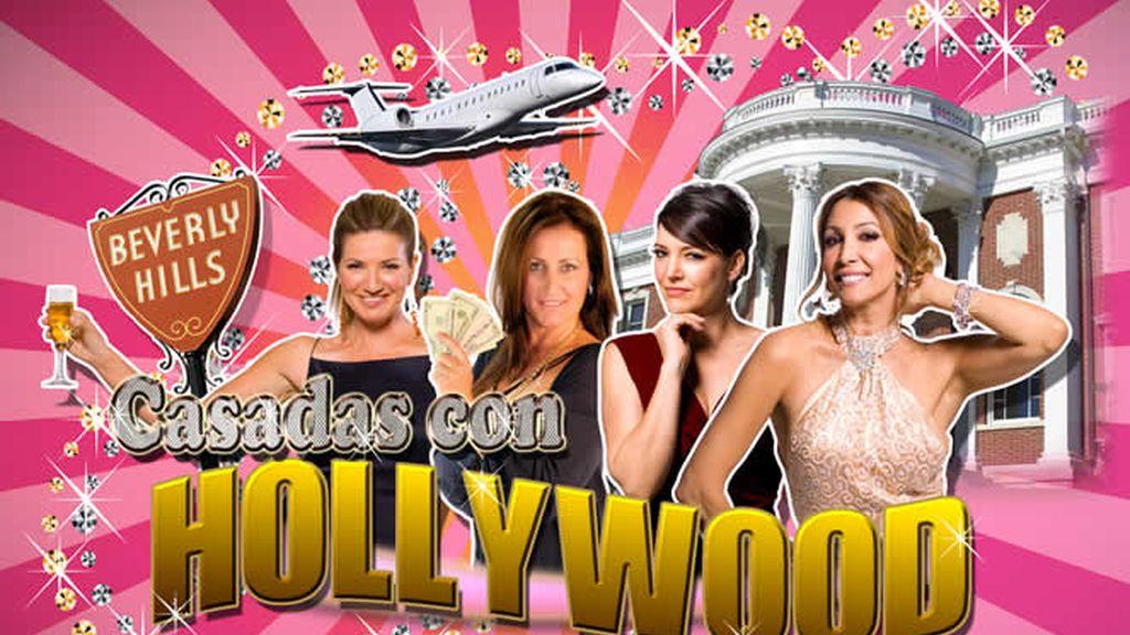 Logotipo Casadas con Hollywood