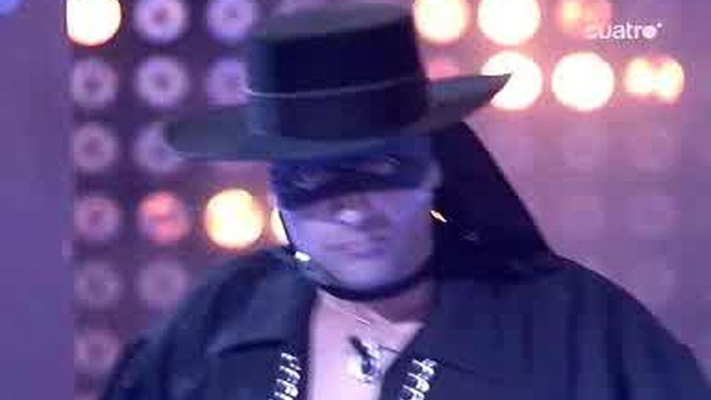 ¡El Zorro galopa hasta Elígeme!