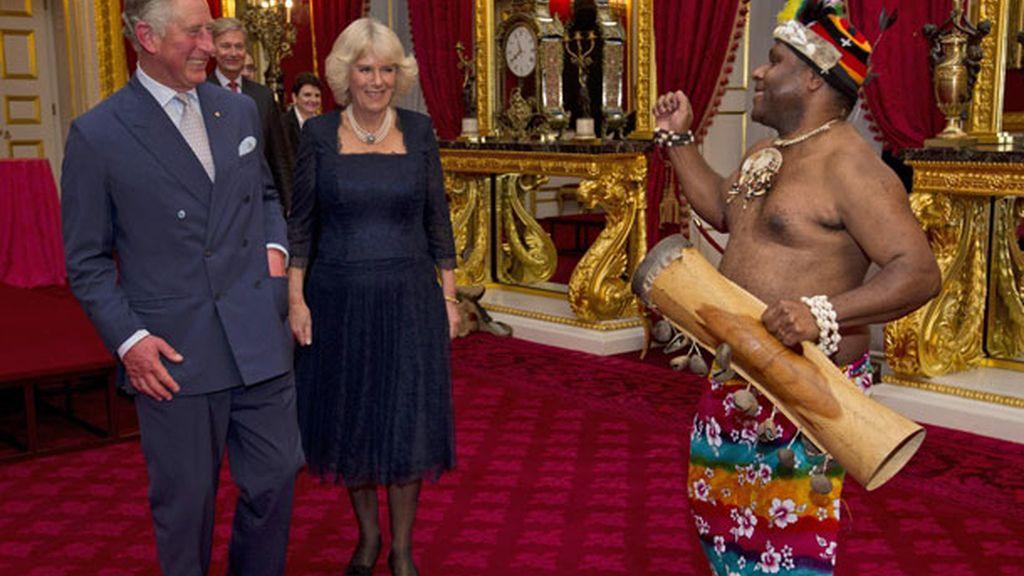 El tamborilero versión Papúa Nueva Guinea