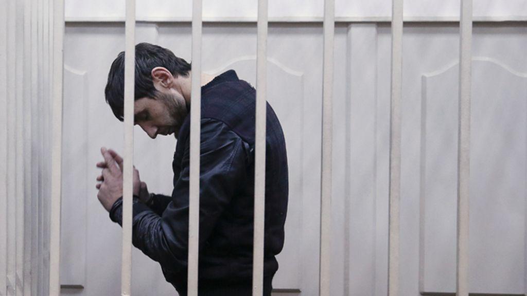 Zaur Dadayev confiesa haber participado en el crimen contra nemtsov