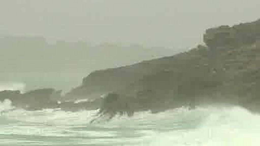 Mal tiempo en toda España