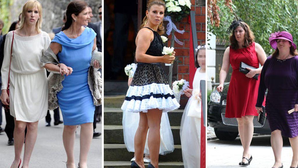 Vestidos para invitada a una boda de dia