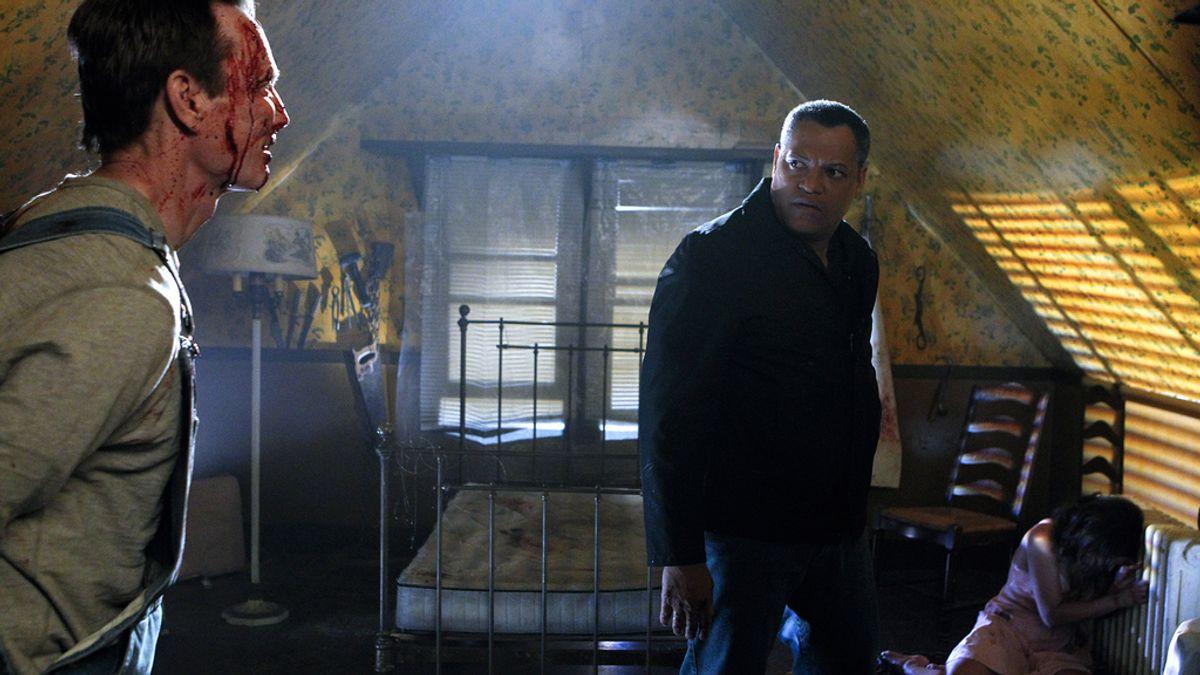 Langston se enfrenta al asesino Nate Haskell en el desenlace de CSI Las Vegas