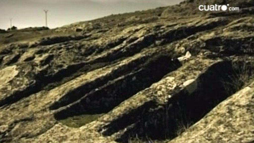 'El Muertere': Un siniestro camposanto en Cuenca