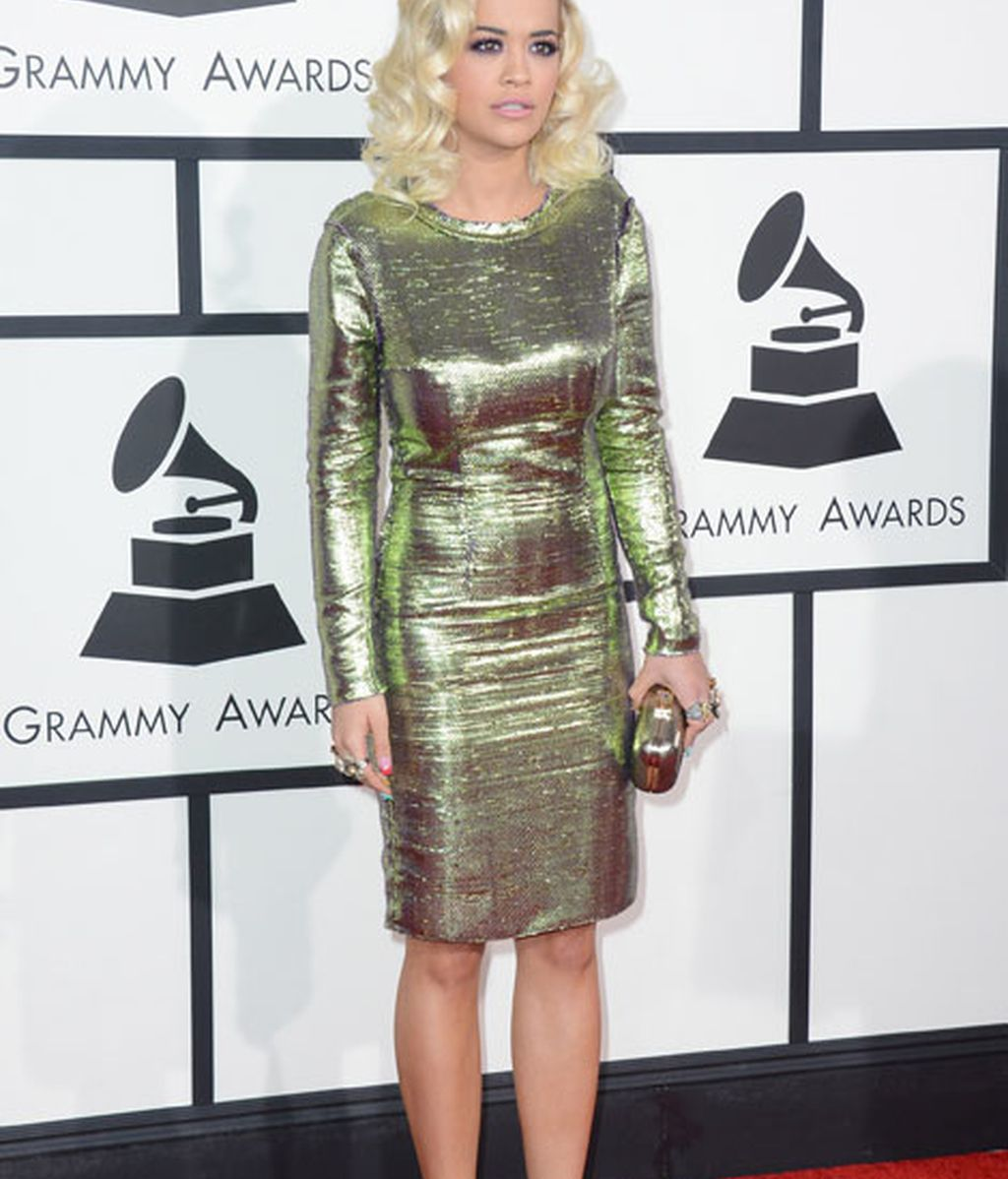 Rita Ora de Lanvin