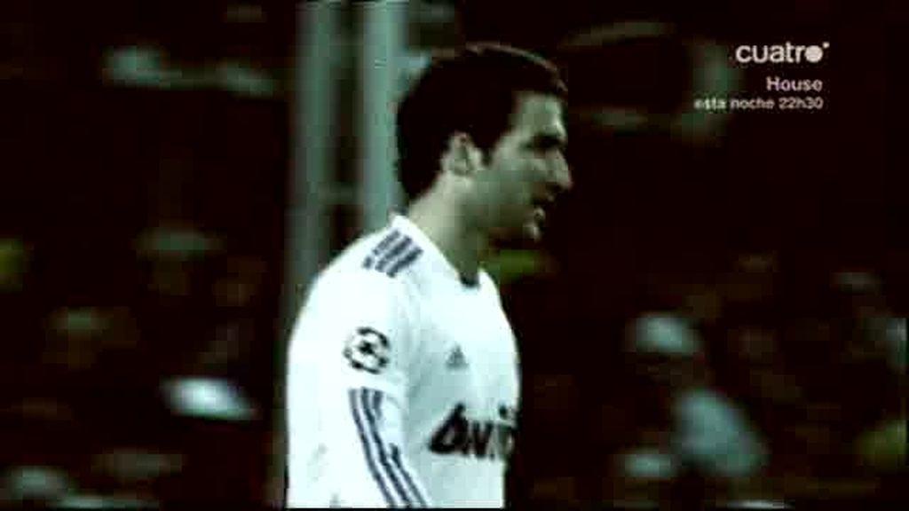 El gol de Higuaín que nunca subió
