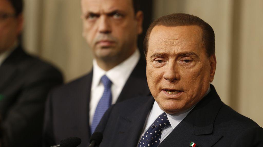 Silvio Berlusconi, líder del centro-derecha italiano. Foto: Reuters