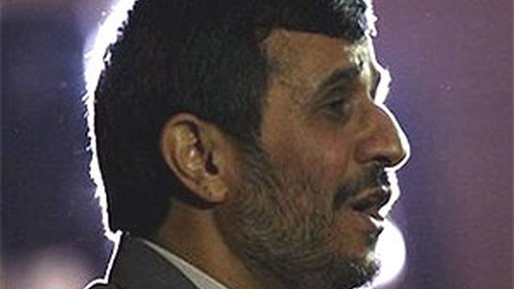 El presidente iraní, Mahmud Ahmadineyad, en una imagen de archivo. Foto: AP.