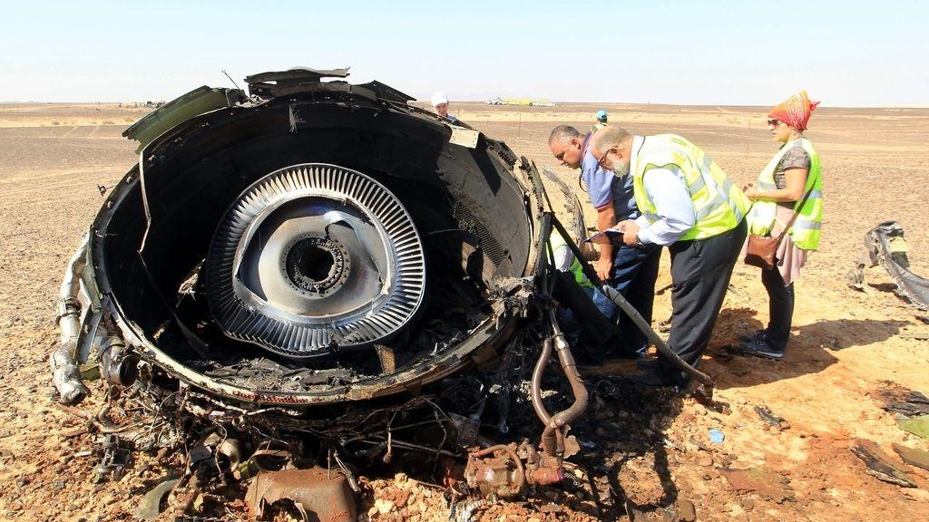 La aerolínea Kogalymavia pide que no se dude de los empleados