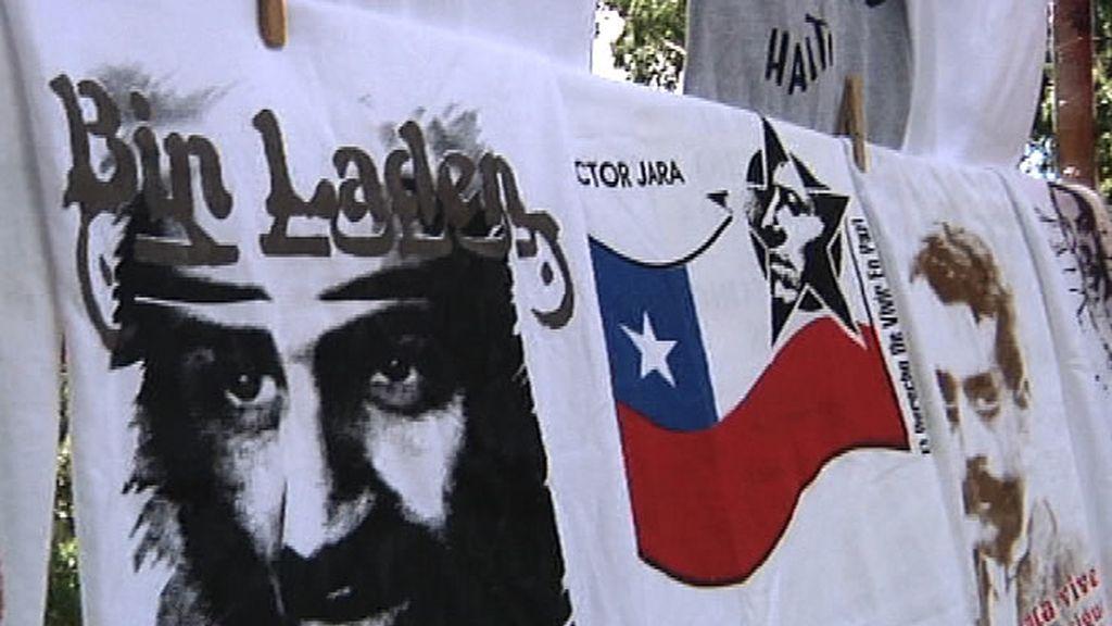 Camisetas de Bin Laden