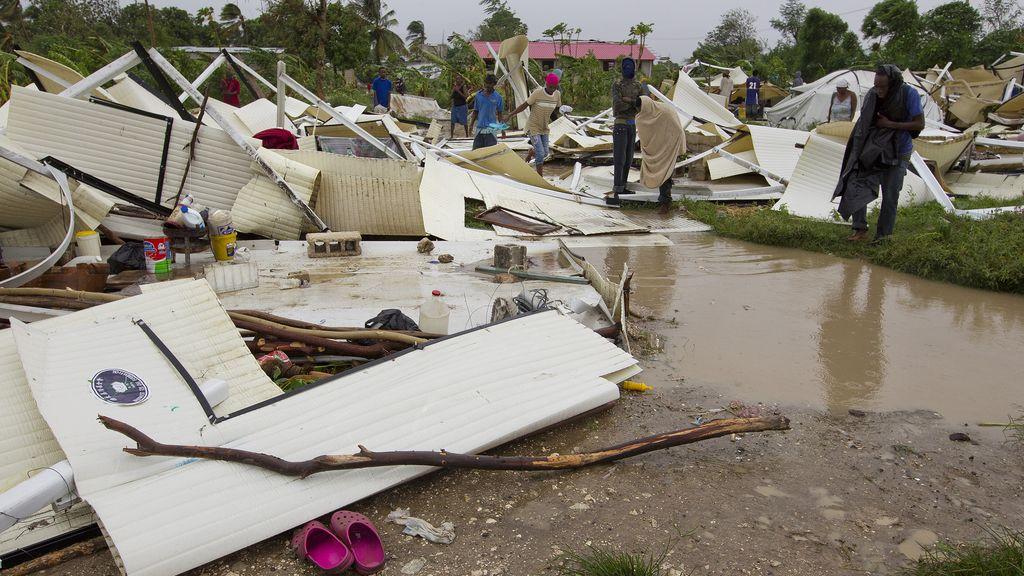 Haití, Isaac, tormenta tropical
