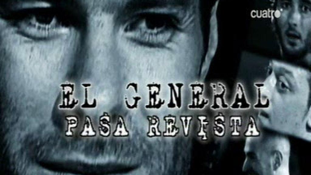 Xabi Alonso pasa revista