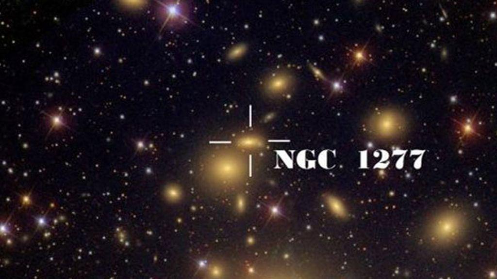 Descubren una galaxia 'reliquia' detenida en el tiempo