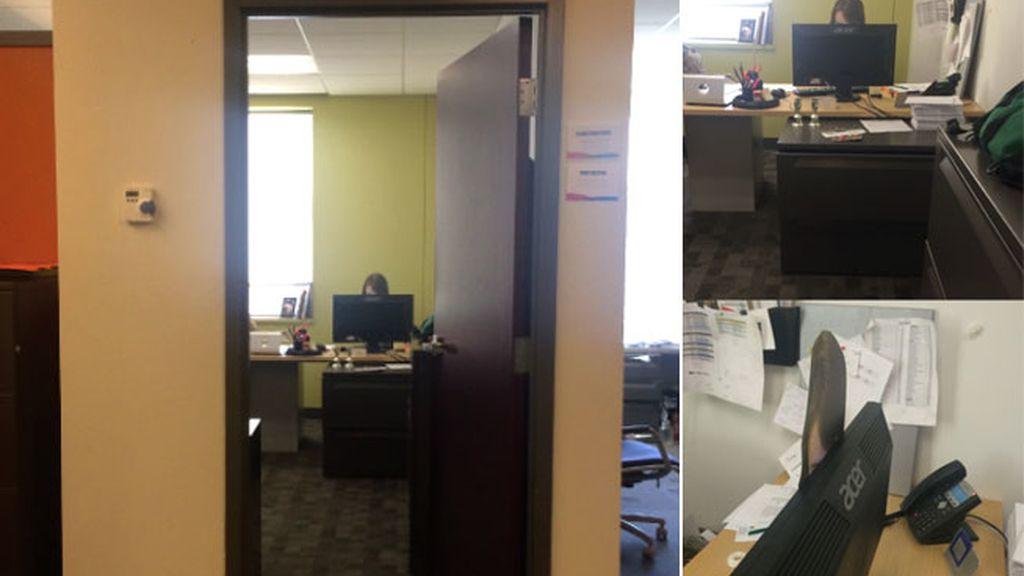 oficina, trucos de oficina, simular que trabajas