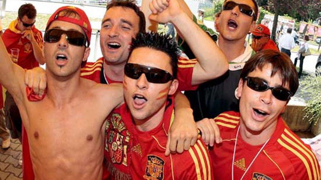 España - Rusia (4-1)