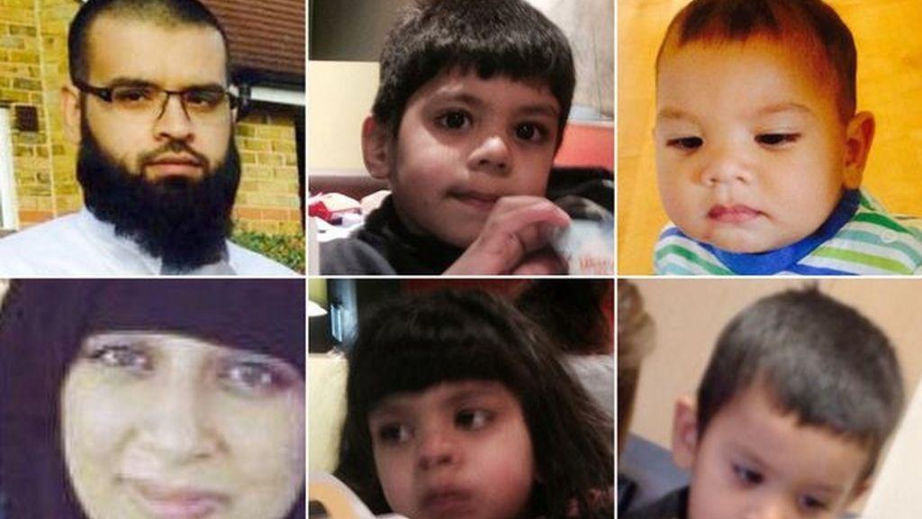 La policía detiene a una pareja británica que viajaba a Siria con sus hijos