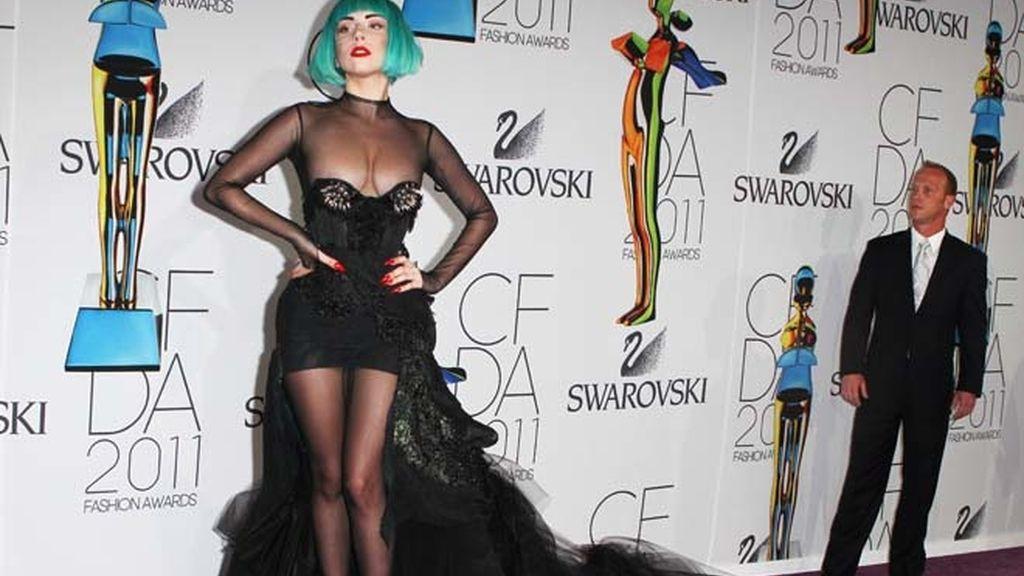 Lady Gaga: ¿icono de moda?