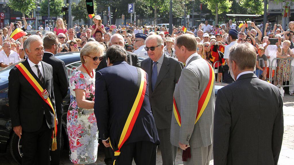 Reyes Bélgica