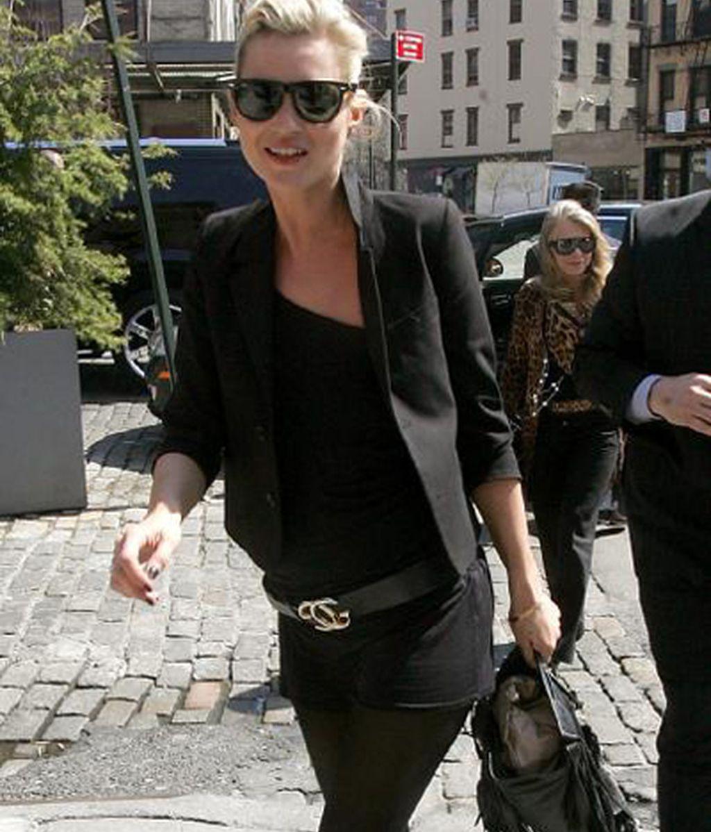 Kate Moss, sexta en la lista