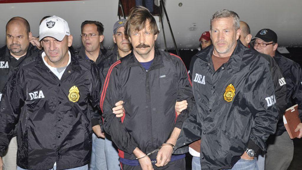Un tribunal de Nueva York condena a 25 años de cárcel al 'Mercader de la Muerte'