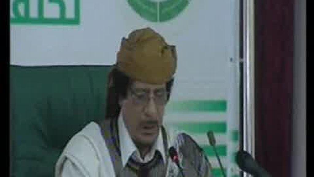 Gadafi contraataca