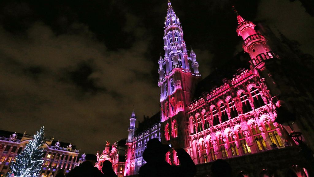 Navidad en Bruselas (Bélgica)