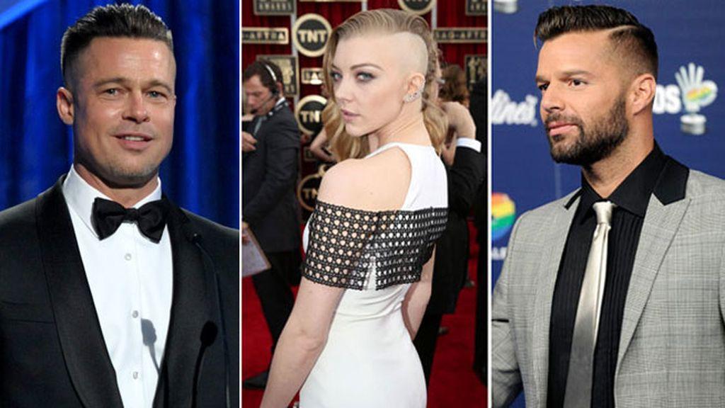 Las celebrities atreven a raparse