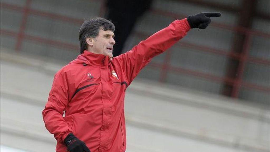 Osasuna despide a José Luis Mendilibar