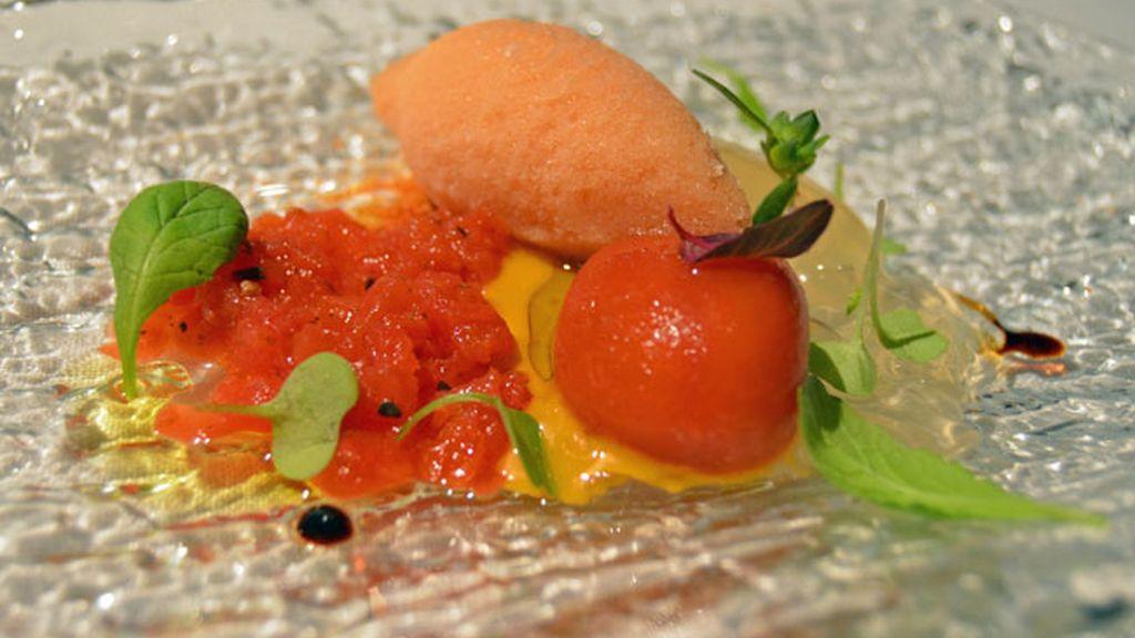 Homenaje al tomate de la huerta de Carabaña