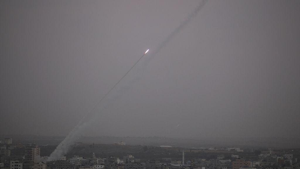 El cohete lanzado contra Tel Aviv ha sido interceptado por el Ejército