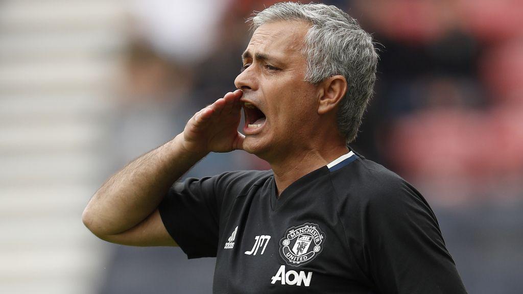 Mourinho se estrena en el banquillo del Manchester United (16/07/2016)