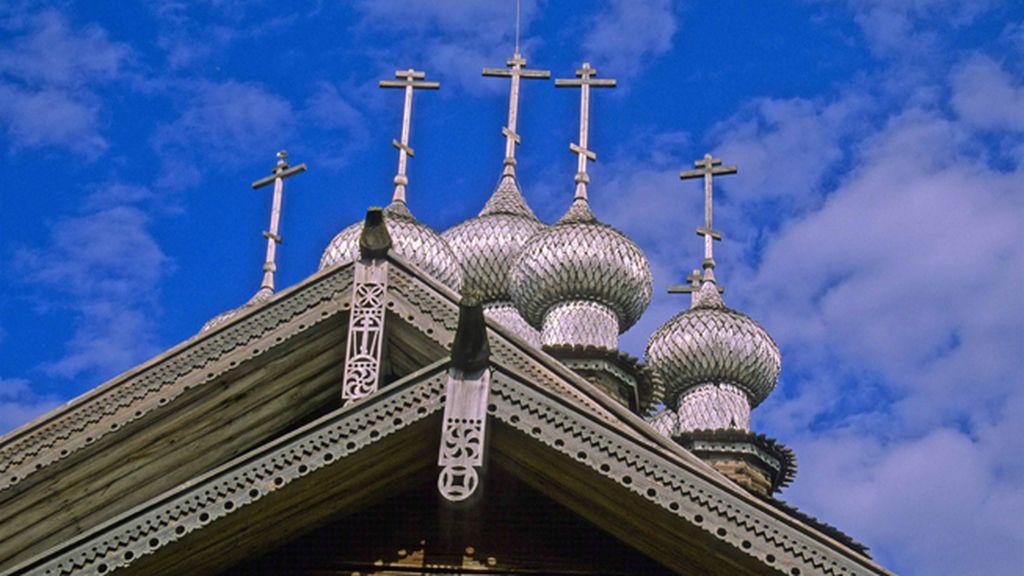 Increíble iglesia de cuento para atraer a los fieles