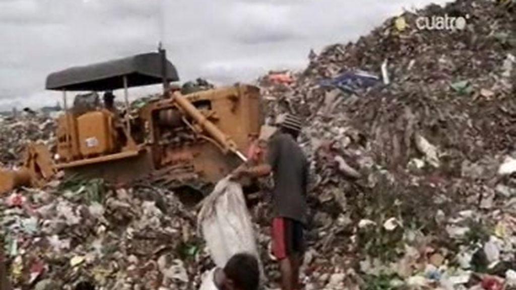 Cebú: El vertedero Hinayahuan