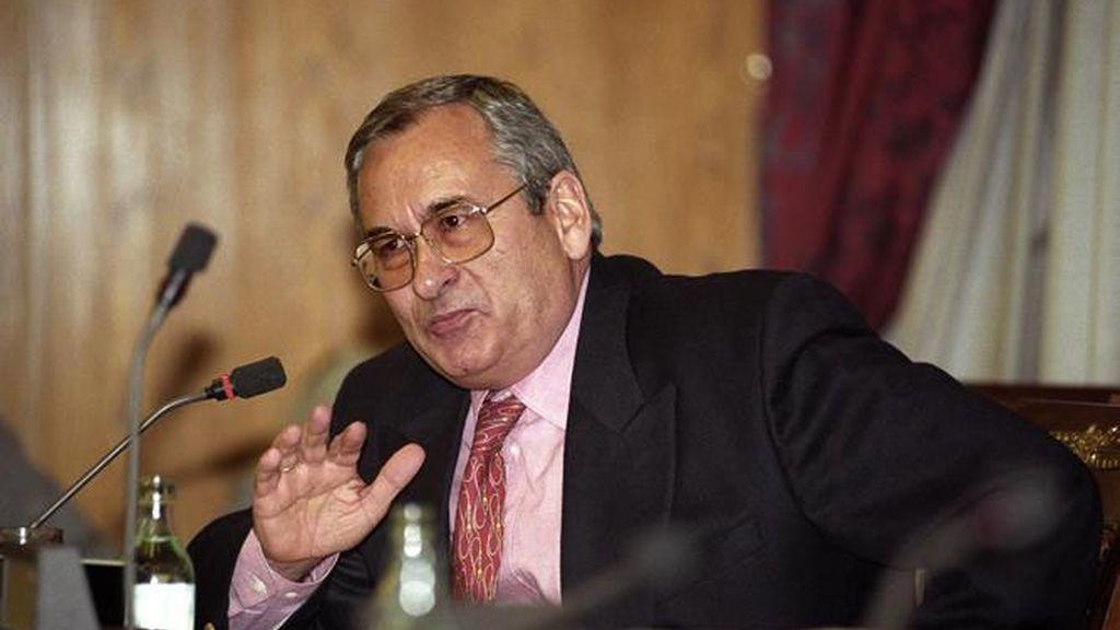 Ángel Sánchis, extesorero del PP