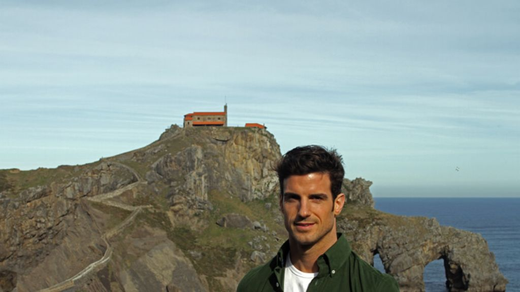 Aitor Ocio nos muestra su vista favorita: San Juan de Gaztelugatxe