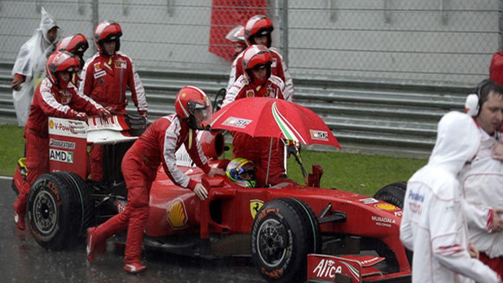 Fiasco para Ferrari